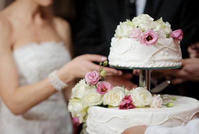 Gateaux mariage