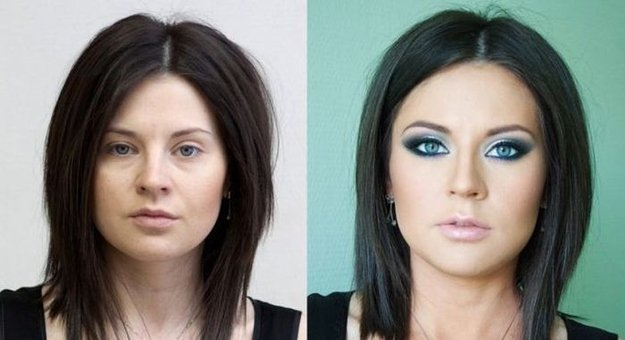 Maquillage russe avant apres 03